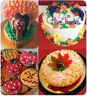 Touch of Sweets Thanksgiving Treats!