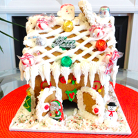 photo gingerbreadhouse