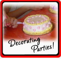have a decorating party!