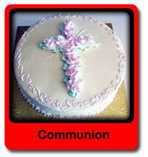 TOS Communion Cakes